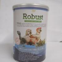 pakan lolohan burung premia robust premium handfeeding formula 250 g