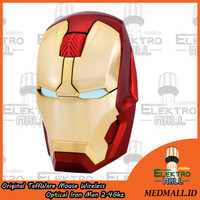 TAFFWARE - Mouse Wireless Iron Man 2.4Ghz - Mouse Bluetooth - Gold