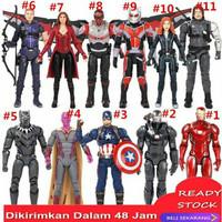 Promo Sale Action Figure Marvel Avengers