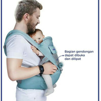 gendongan bayi hip seat babysafe/gendongan depan bayi/hip seat baby