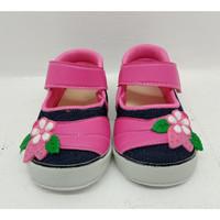 sepatu prewalker bayi perempuan usia 1-2,5 tahun/ sepatu murah
