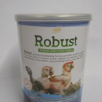 premia robust pakan lolohan burung lovebird murai Falk dll 250 gram