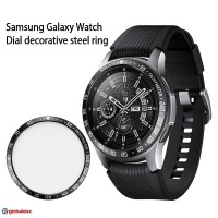 For Samsung Gear S3 Galaxy Watch 46MM Bezel Ring Cover Anti Scratch Me