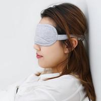 Xiaomi Sleeping Mask Penutup Mata 8H Cooling Eye Masker - Gray