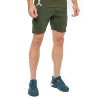 FLEX Celana Pendek - Green - for Gym Running Jogging Sport FCS-001AR