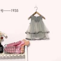 DRESS BABY GIRL CUTE 0-2THN (IMPORT)