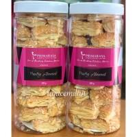 Pastry Almond Prima Rasa Bandung/Cemilan Snack Oleh Oleh Bandung