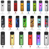 Authentic Smok Nord Starter Kit 1100mAh Vape Salt Vapor Vaping Kit