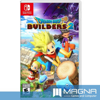 Switch Game - Dragon Quest Builders 2