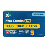 VOUCHER XL 6 GB COMBO LITE