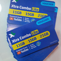 VOUCHER XL 11GB COMBO LITE