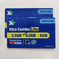 VOUCHER XL 3,5 GB COMBO LITE