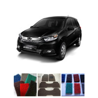 Karpet Mobil Mie Keriting Honda MOBILIO non Bagasi 2 Warna Alas Kaki I