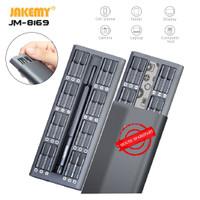 Jakemy JM-8169 S2 49 in 1 Obeng Set Magnet For Handphone Kamera Xiaomi