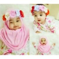 Jilbab Anak Hijab Baby Salsa