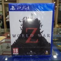 Game Ps4 World War Z