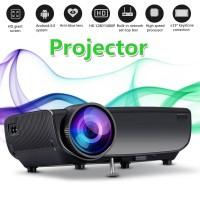 New 1080P Home LED Projector Remote Control Keystones Correction 30-15