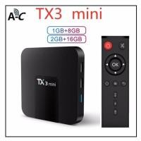Order yuk Tx3 Mini Smart Android 7.1 Tv Box 1gb 8gb 2gb 16gb Amlogic S
