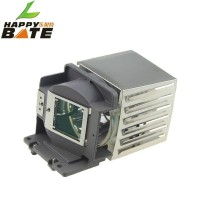 New Free shipping RLC-072 Replacement Projector Lamp with housing for