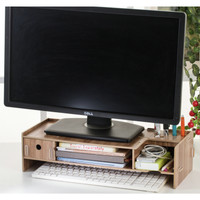 Meja Laptop komputer 5088 Meja laptop New Desktop storage ada laci nya