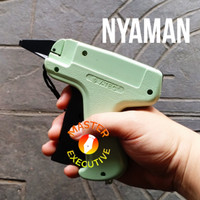 Vtec Tagging Gun / Mesin Label Tag Baju / Kain - Top Pin VT-TG009