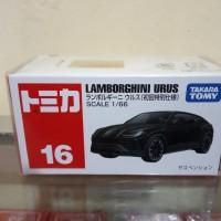 Lamborghini urus tomica reguler no 16 diecast mobil sport harga murah