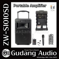 TOA ZW-S110SD Portable sound system Amplifier