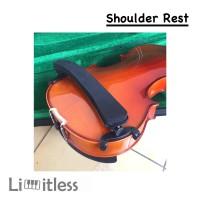 Shoulder Rest Biola Violin 3/4 4/4 Busa Tebal Nyaman Empuk