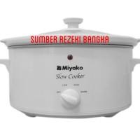 Miyako Slow Cooker 5,1 Liter SC-510