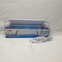 lampu aquarium terbaik/kualitas bagus YAMANO P400 LED (30-40cm/5W)