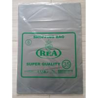 Kantong Plastik Packing Online Shop Tanpa Plong 35x50 Plastik HD REA