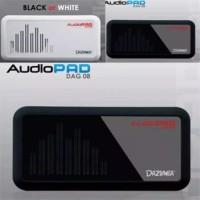 Speaker Portable Dazumba Audiopad DAG08 Black