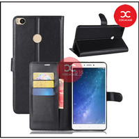 Case Xiaomi Mi Max 1 Mi Max 2 Leather Wallet Flip Case Dompet Mi max 3