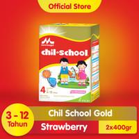Chil School Gold Strawberry 2x400gr