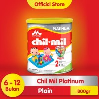 Chil Mil Platinum Moricare+ 800gr