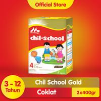 Chil School Gold Chocolate 2x400gr