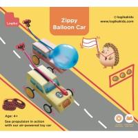 Mainan Edukasi Anak - Zippy Balloon Car