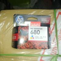 catridge HP 680 tri-colour original