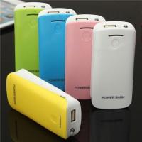 Power Bank Charger Baterai DIY 2 18650 Untuk iPhone Smartphone