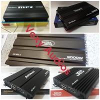 Power Amplifier 4 CHANNEL AUDIOBANK JEC MRZ THUMP ULTRA DRIVE ORIGINAL