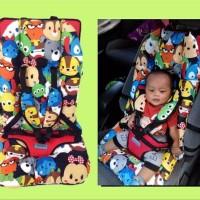 Baby Car Seat atau CarSeat Bayi Portable Alas Stroller Bkn Pliko