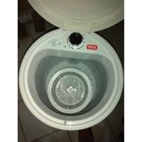 Khusus Gojek Mesin Cuci 1 Tabung Mito Mini Praktis Low Watt WM1