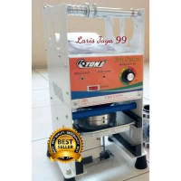 MESIN CUP SEALER ETON ET-D1 utk cup 12 smp 22oz lab equipment
