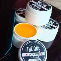 Terlaris the one mini pomade oilbased 26gram tanpa sisir ya Laris