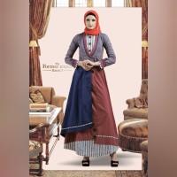 maxi dress/long dress/gamis/office/Koleksi terbaru tuneeca