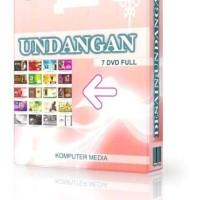 KOLEKSI RIBUAN DESAIN UNDANGAN 7 DVD