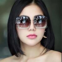 Paling Populer Kacamata / Sunglass Wanita Miu Miu M554 Super Paling