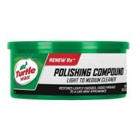 Turtle Wax polishing compound / obat poles mobil / kompon putih