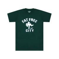 T-shirt Roots Green   Fatfreecity Official store