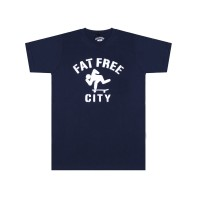 T-shirt Roots Navy   Fatfreecity Official Store